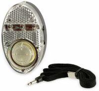 Vorschau: Taschenalarm AVIDSEN, 110 dB, LED Licht