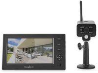 Vorschau: Kamera Überwachungssystem NEDIS CSWL140CBK