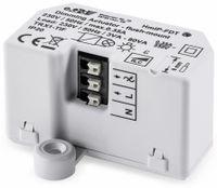 Vorschau: Smart Home HOMEMATIC IP 150609A0, Dimmaktor, Unterputz, Phasenabschnitt