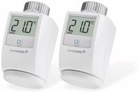 Vorschau: HOMEMATIC IP 140280 Heizkörper-Thermostat, 2 Stück