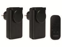 Vorschau: Funksteckdosen-Set SMARTWARES SH4-99654, Außenbereich
