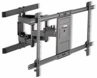 "Vorschau: LCD/Plasma-Wandhalter LOGILINK BP0115, 43...90"", neigbar, schwenkbar, drehbar"