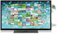 "Vorschau: LED-TV TOSHIBA WD3A63DA, EEK: A+, 32"" (80 cm), schwarz, mit DVD Player"