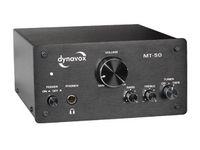 Vorschau: Mini-HiFi-Verstärker DYNAVOX MT-50