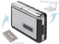 Vorschau: USB-Kassettendeck