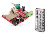 Vorschau: Stereo-Verstärkermodul mit MP3-Wiedergabe PVM-MP3-2x10