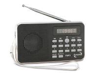 Vorschau: MP3-Radio mit eingebautem Akku DYNAVOX FMP3