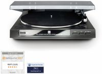 Vorschau: Schallplattenspieler DUAL DT 210, USB