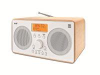 Vorschau: Stereo DAB+/UKW Digitalradio DUAL DAB 27