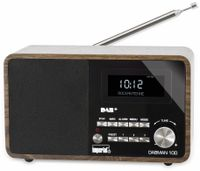 Vorschau: DAB Radio IMPERIAL DABMAN 100, Holzoptik