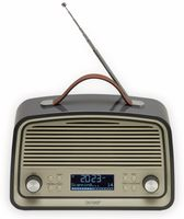 Vorschau: DAB Radio DENVER DAB-38GREY