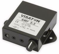 Vorschau: Stereo-Verstärker VISATON AMP 2.2