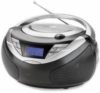 Vorschau: CD-Player DUAL DAB-P 150, schwarz