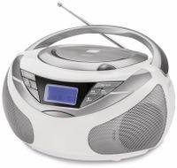 Vorschau: CD-Player DUAL DAB-P 150, weiß