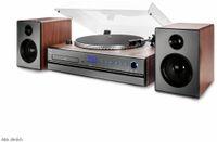 Vorschau: Stereoanlage DUAL NR 100 X