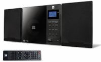 Vorschau: Stereoanlage DUAL Vertical DAB 102