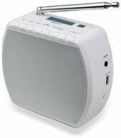 Vorschau: Steckdosenradio DUAL STR 101, weiß