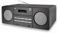 Vorschau: Stereoanlage DUAL DAB 410, schwarz