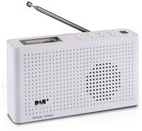 Vorschau: DAB+ Radio RED OPTICUM Ton3, weiß