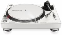 Vorschau: Schallplattenspieler PIONEER DJ PLX-500-W, weiß