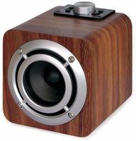 Vorschau: FM Radio DYNAVOX Cube i3, FM, Bluetooth, MicroSD