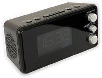 Vorschau: Uhrenradio, RW564, schwarz, B-Ware