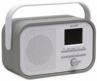 Vorschau: DAB+/FM Digitalradio DENVER DAB-40, grau