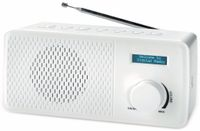 Vorschau: DAB+/UKW Radio DENVER DAB-41, weiß