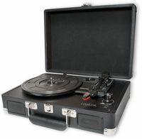 Vorschau: Plattenspieler LOGILINK UA0270, Aktenkoffer, USB