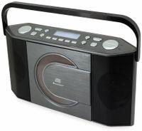 Vorschau: DAB-Radio SOUNDMASTER RCD1770AN, schwarz/silber