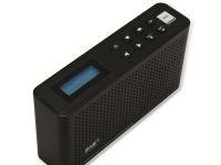 Vorschau: Internetradio OPTICUM Ton 4, schwarz, DAB+, Bluetooth, WLAN