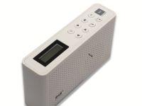 Vorschau: Internetradio OPTICUM Ton 4, weiß, DAB+, Bluetooth, WLAN