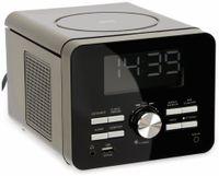 Vorschau: Uhrenradio CDR 274 mit CD-Player, schwarz, B-Ware