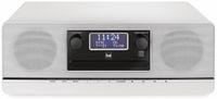 Vorschau: Stereoanlage DUAL DAB 420 BT, silber, DAB+, Bluetooth