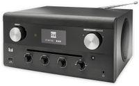 Vorschau: DAB Radio DUAL CR 900 Phantom, schwarz, DAB+, Wlan, Bluetooth
