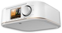 Vorschau: Küchenunterbauradio HAMA IR350M, weiss, WLAN