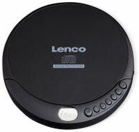 Vorschau: Portabler CD-Player LENCO CD-200BK, schwarz