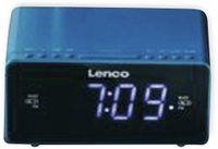 Vorschau: Radiowecker LENCO CR-520, blau