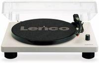 Vorschau: Plattenspieler LENCO LS-50, USB, grau, mit integrierten Lautsprechern