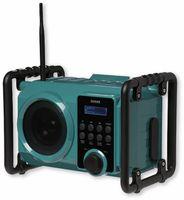 Vorschau: DAB+/FM Akku-Radio DENVER WRD-50, 5 W