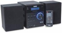 Vorschau: Stereoanlage ROXX MC 401, schwarz, CD, DAB+, Bluetooth