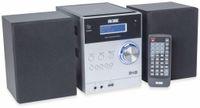 Vorschau: Stereoanlage ROXX MC 401, schwarz/silber, CD, DAB+, Bluetooth