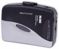 Vorschau: Kassettendeck ROXX PCP 300, schwarz/silber