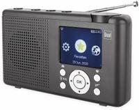 Vorschau: DAB+ Radio DUAL MCR 200, schwarz