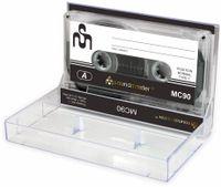 Vorschau: Leerkassette SOUNDMASTER MC90 IEC1, 5er Pack