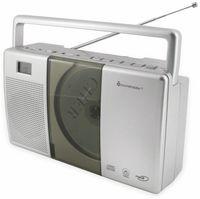 Vorschau: UKW-Radio SOUNDMASTER RCD1185, mit CD-Player