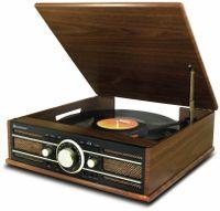 Vorschau: Plattenspieler SOUNDMASTER PL550BR