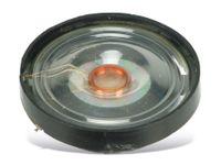 Vorschau: Kleinlautsprecher, 8 Ω, 29 mm
