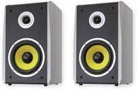 Vorschau: Lautsprecherbox DYNAVOX TG-1000B-E silber