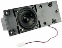 Vorschau: Bassreflex-Lautsprecherbox SHARP RSP-ZA121WJZZ R, 8 Ω, 10 W, rechts
